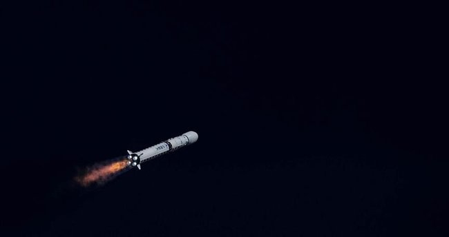 Çin'in uzay aracı Mars'tan ilk fotoğrafları gönderdi