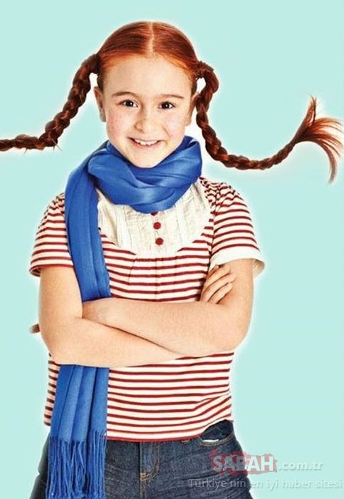 Bez Bebek'in Yağmur'u Asena Keskinci değişimi ile dudak uçuklattı! Asena Keskinci kızıl saçlarıyla ünlü oyuncuya benzetildi...