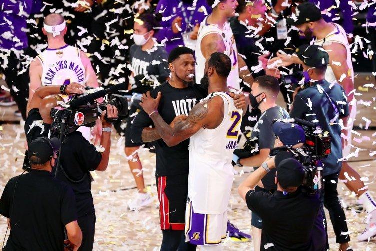 Los Angeles Lakers şampiyon oldu! Duygusal anlar ve Kobe Bryant...