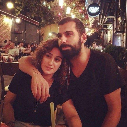 Derya Karadaş ve Haki Biçici evlendi!