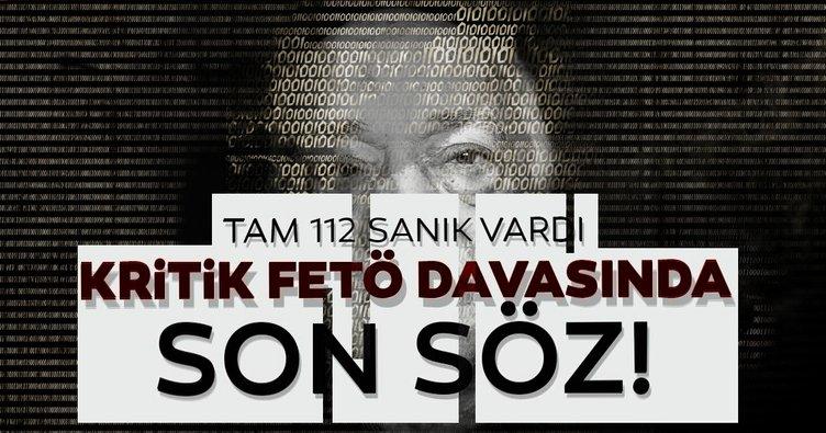 112 sanıklı FETÖ davasında verilen hapis cezaları üst mahkemece onandı
