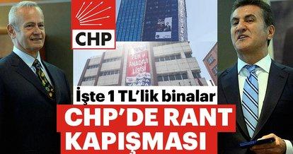 CHP'de rant kapışması! Mustafa Sarıgül'e yargı şoku