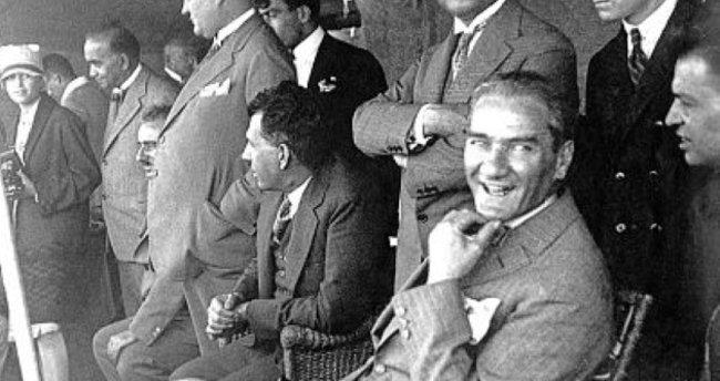 Atatürk o filmi izleyince… 'Hiç bu kadar gülmemiştim'
