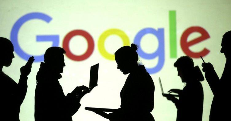 Veliaht prens Selman Google'ı ziyaret etti