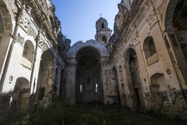 Ligurya'daki hayalet