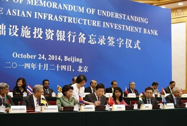 Dünya Bankası'na rakip geliyor