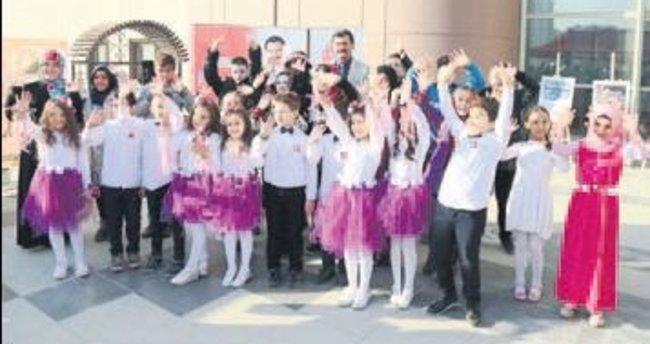 'Çocuk Hakları Günü' kutlandı