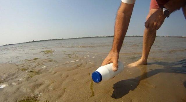 Dünyanın en ilginç avlanma tekniği!