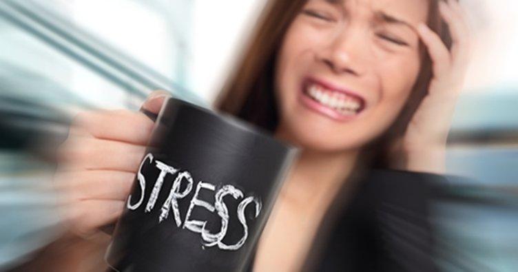 Yedikleriniz-içtikleriniz stresinizi artırıyor olabilir