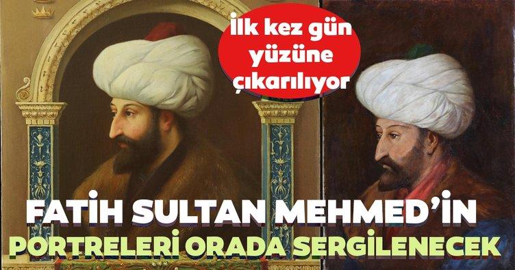 Milli Saraylar'dan Fatih Sultan Mehmet sergisi