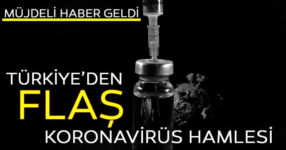 CORONA VİRÜSÜ SON DAKİKA HABERİ   Corona virüsü tedavisi için müjdeli haber geldi! 'İlk bulgular çok umut verici'
