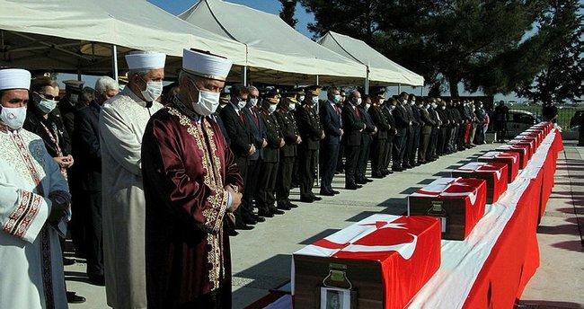 Ο Αντιπρόεδρος Oktay έκανε δήλωση σχετικά με την ταφή 14 μαρτύρων παιδιών