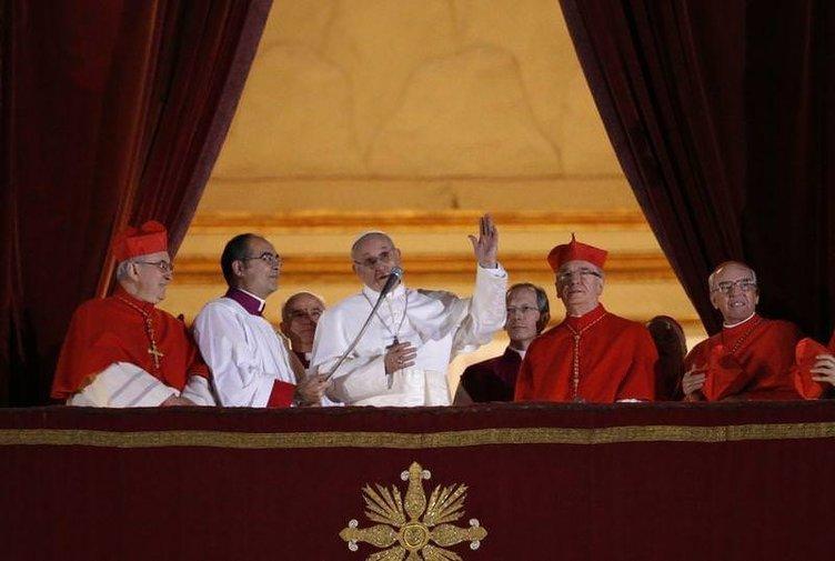 Güney Amerikalı ilk Papa