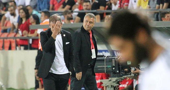 Son 15 sezonun en kötü Beşiktaş'ı