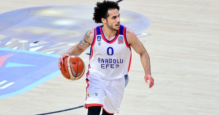 Anadolu Efes'ten Shane Larkin'e dev sözleşme