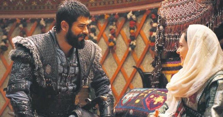 Osman Bey evlat müjdesi aldı, Türkiye 'Kuruluş Osman' izledi