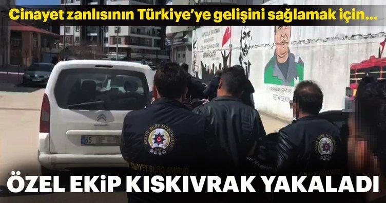 Şırnak'ta kıskıvrak yakalandı! Özel ekip kuruldu ve...