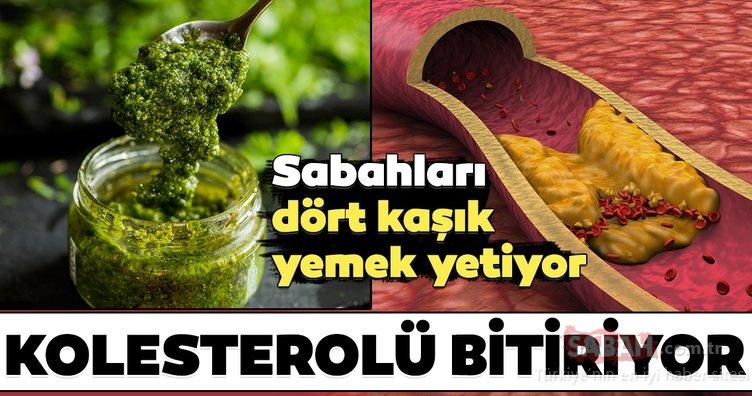 Kolesterolü bitiren şifa deposu besin!