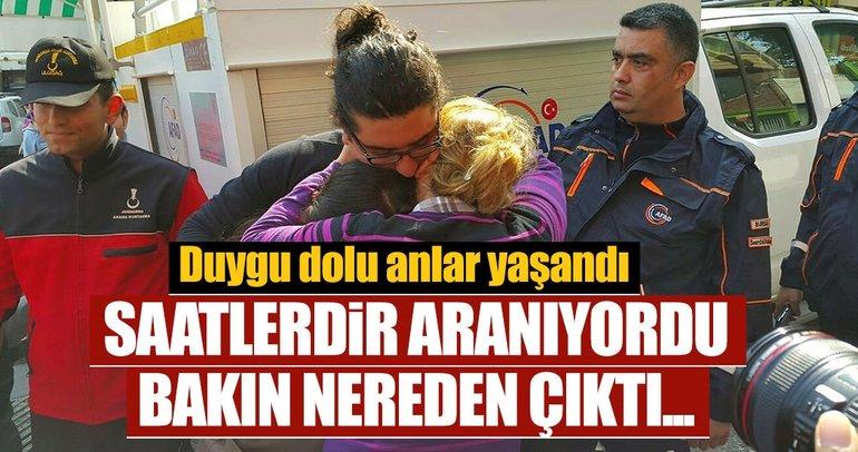 Son dakika: Bursa Uludağ'da kaybolan çocuk bulundu
