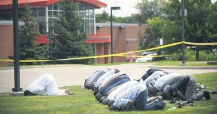 ABD'de camiye saldırı