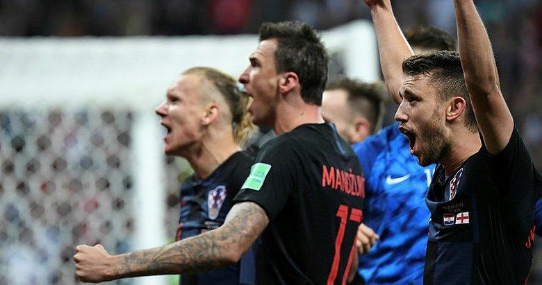 Dünya Kupası'nda Hırvatistan'dan tarihi başarı