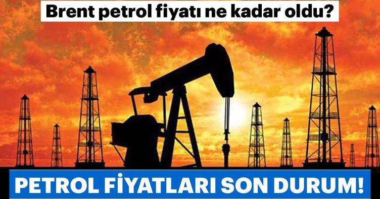 Brent petrol fiyatı ne kadar oldu? İşte güncel petrol fiyatları!