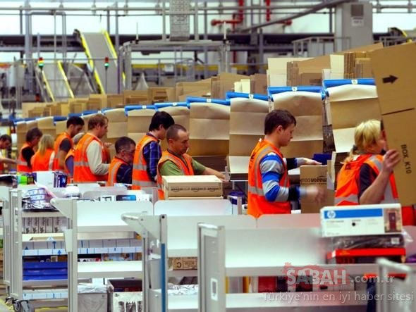Dünya devinde alarm: Çalışanları tuvalete bile gidemiyor!