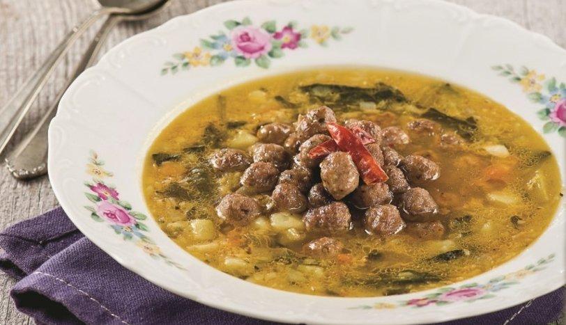 Süleymaniye çorbası Tarifi - Çorbalar - Sofra