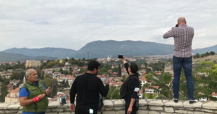 UNESCO kenti Safranbolu'ya hafta sonu akını