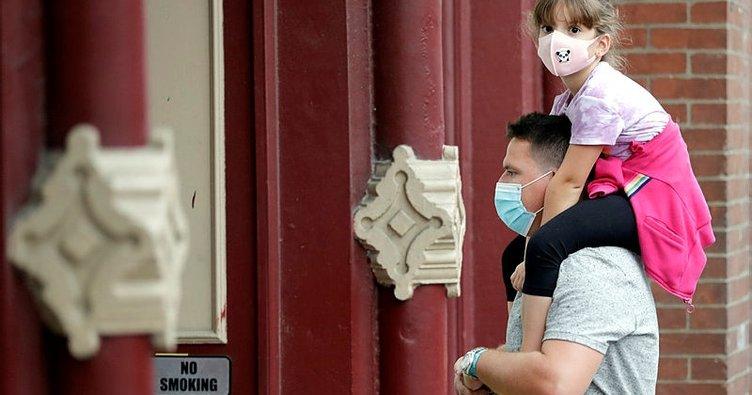 Washington'da maske takma zorunluluğu getirildi