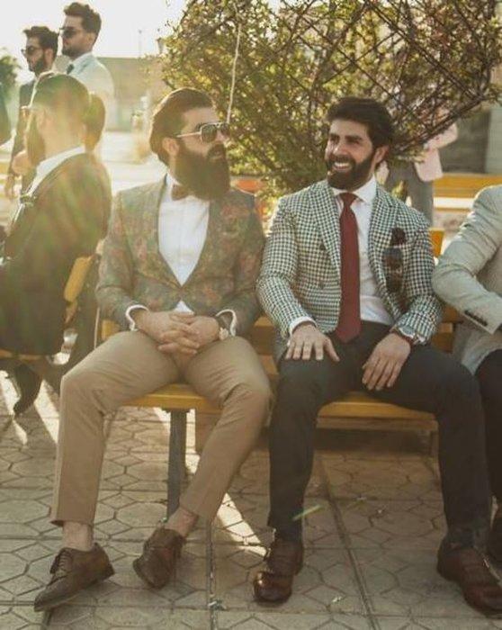 Iraklı gençleri hiç böyle görmediniz