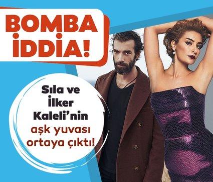Sıla ve İlker Kaleli'nin aşk yuvası ortaya çıktı! İlişki yaşadıkları konuşulan Sıla ve İlker Kaleli hakkında bomba iddia...
