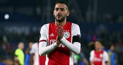 UEFA Avrupa Ligi'nde Ajax deplasmanda Getafe'ye kaybetti!