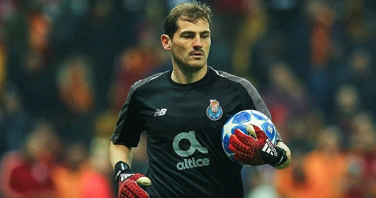 37'lik Casillas'tan 1+1 yıllık sözleşme