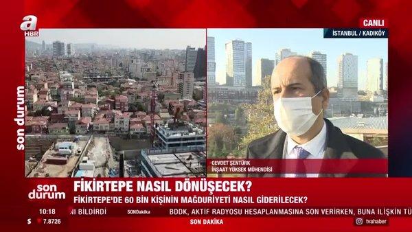 SON DAKİKA  Başkan Erdoğan'ın talimatıyla harekete geçildi!Fikirtepe'deki dönüşüm başlıyor   Video