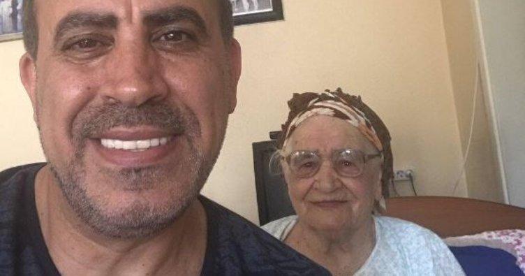 Haluk Levent'in acı günü! Haluk Levent'in annesi Sabriye Acil vefat etti