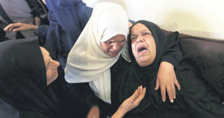 Yahudi yerleşimciler Filistinli kadını taşlayarak öldürdü