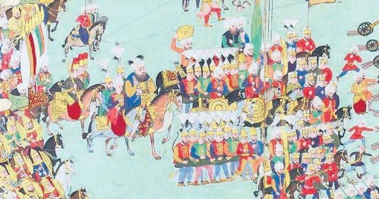 Bir çınar gibi imparatorluk: Osmanlı