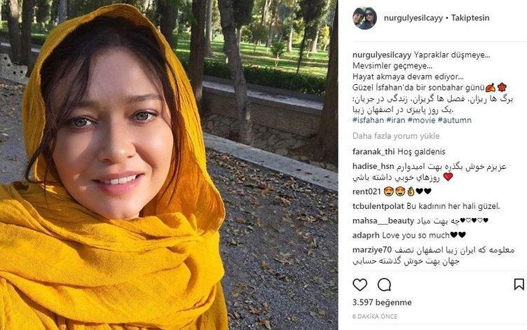 Ünlü isimlerin Instagram paylaşımları (14.11.2017)