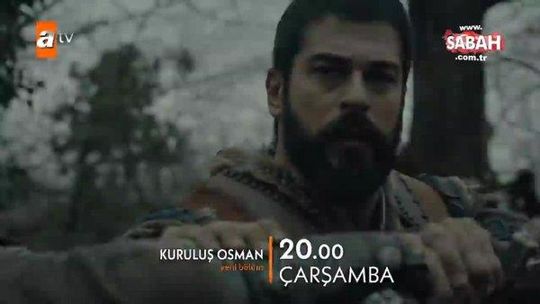 Kuruluş Osman 46. Bölüm 2. Fragmanı yayınlandı | Video