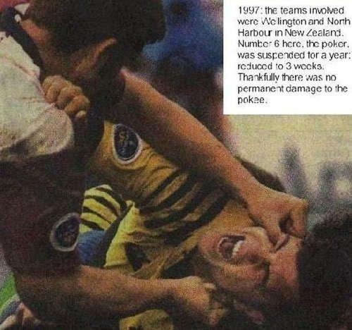 En acayip spor kazaları
