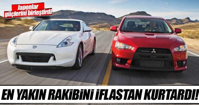 Nissan, Mitsubishi'nin yüzde 34'ünü aldı