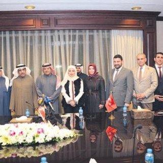 Polatyol, Kuveyt'te dünya devlerini geride bıraktı