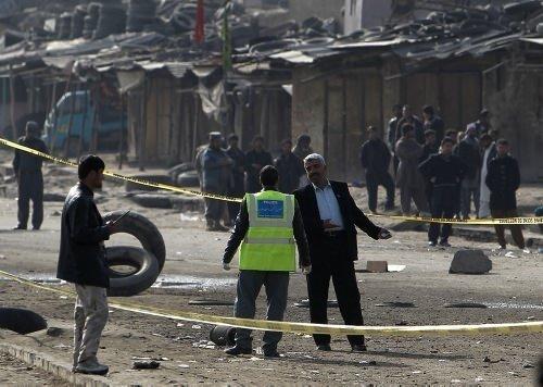 Afganistan'da kanlı Aşure Günü