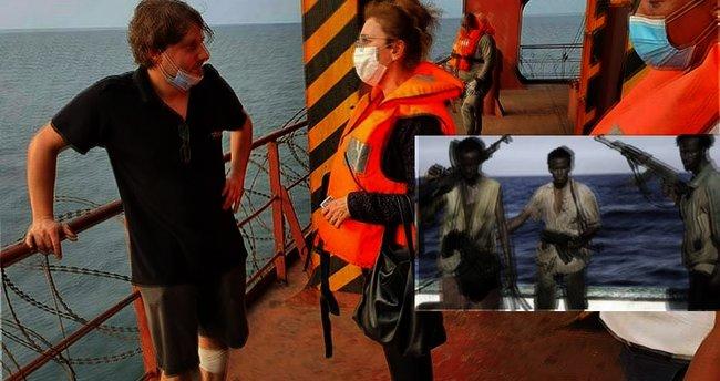 Son dakika: Ankara kaçırılan gemi mürettebatı için seferber oldu - Son Dakika Haberler