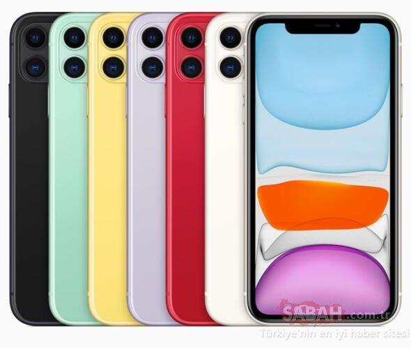Apple duyurdu: iPhone 11, iPhone 11 Pro, iPhone 11 Pro Max tanıtıldı! İşte iPhone fiyatları ve özellikleri!