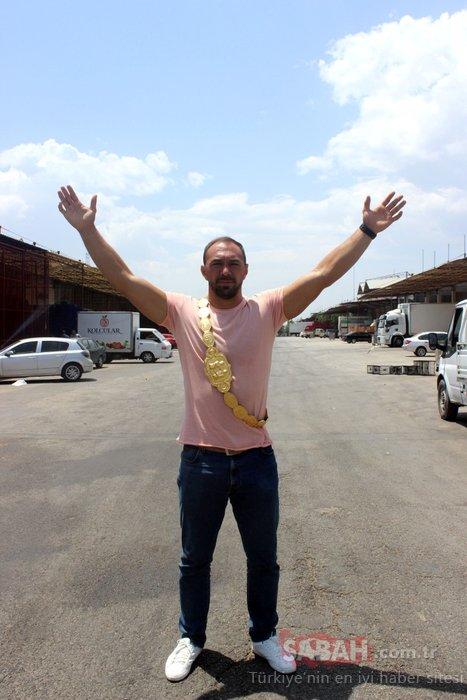 Ali Gürbüz: Kırkpınar'dan birkaç gün önce ilginç bir rüya gördüm!
