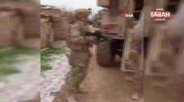 Son dakika! ABD askerleri ile rejim güçleri arasında çatışma: 1 ölü | Video