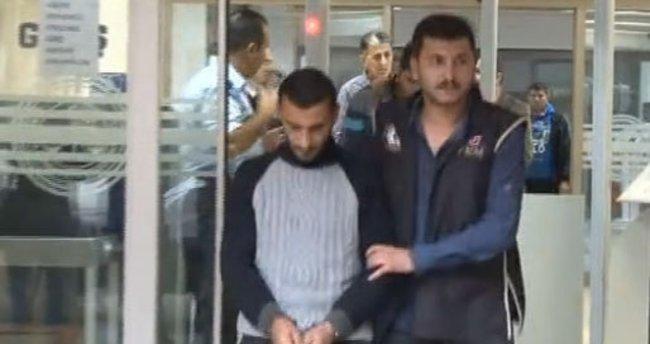 Türkiye'ye Rus roketlerini sokan YPG'li tutuklandı