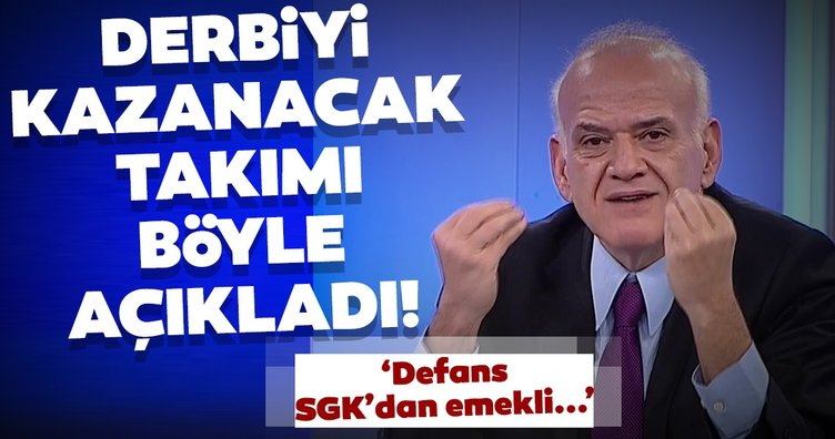 Ahmet Çakar, Galatasaray - Fenerbahçe derbisini yorumladı
